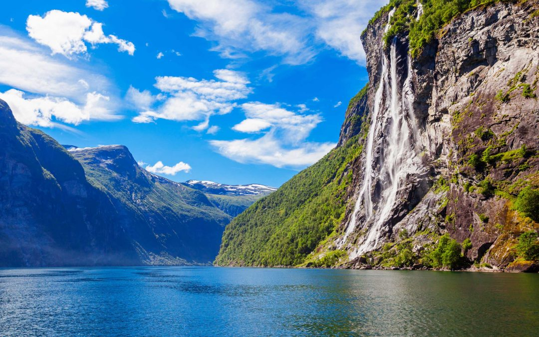 Norwegian history timeline | from the ice ages until today