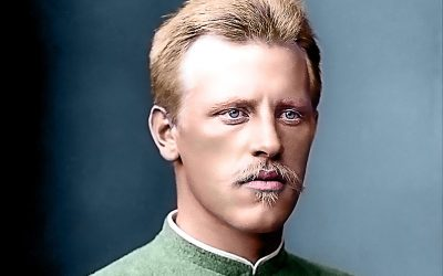Fridtjof Nansen and his Arctic mission impossible